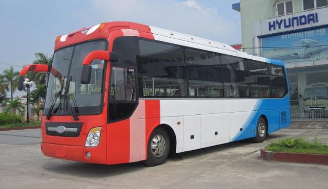 cho thue xe 45 cho Hyundai Aero Hi Class