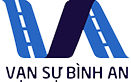 logo thuê xe vạn an