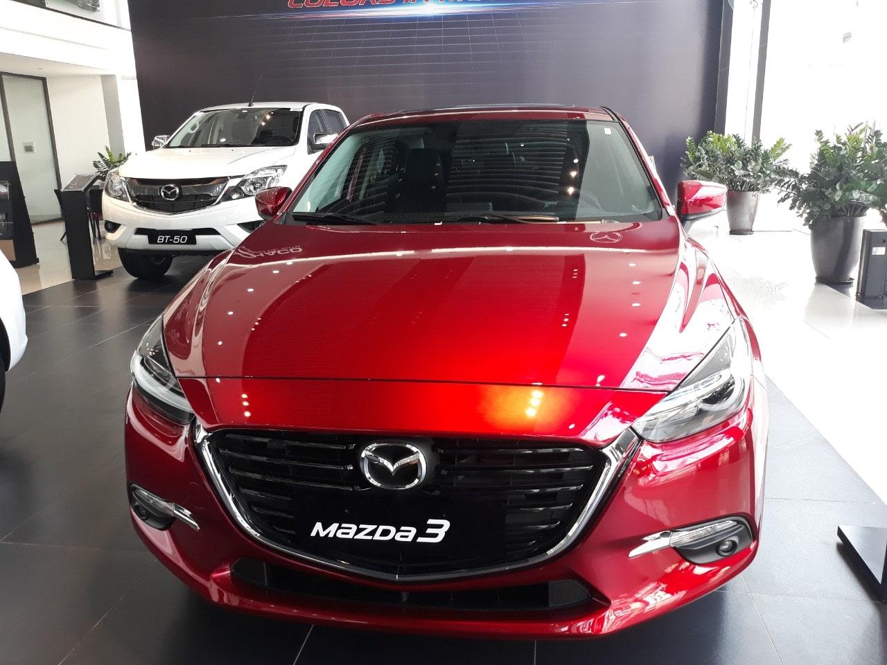 Cho thuê xe Tết 2019 4 chỗ Mazda