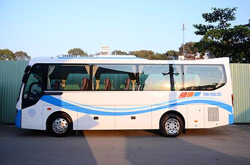 Vạn An cung cấp dịch vụ cho thuê xe 29 chỗ giá rẻ