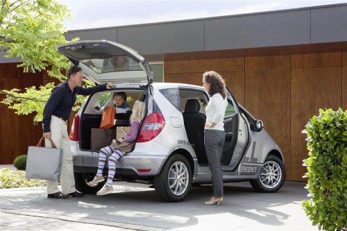 Dịch vụ thuê xe dành cho gia đình