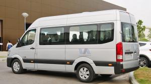 xe 16 chỗ Hyundai Solati 2019 thuê xe Vạn An