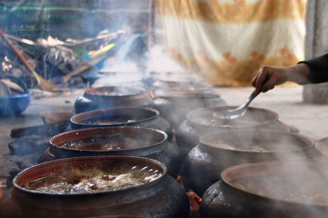 cá kho làng Vũ Đại- du lịch chùa Tam Chúc tự túc