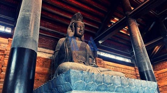 thuê xe đi chùa Tam Chúc