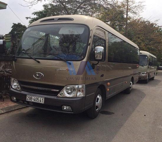 thuê xe đi đền Bà Chúa Kho - Bắc Ninh