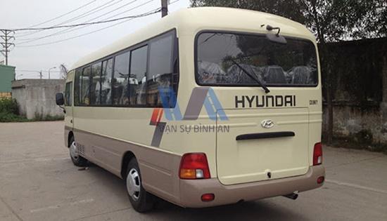 Cho thuê xe 30 chỗ đi Lăng Cô giá rẻ tại Hà Nội