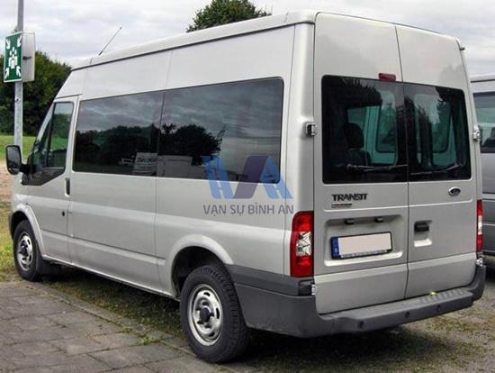 thuê xe 16 chỗ Ford Transit