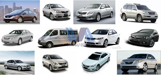 thuê xe giá rẻ tại quận Chương Mỹ