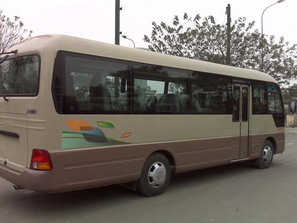 thue xe 29 cho di asean resort 2