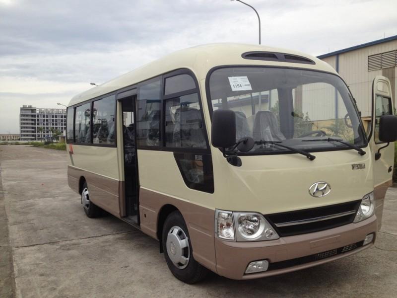 thue xe 29 cho di song hong resort