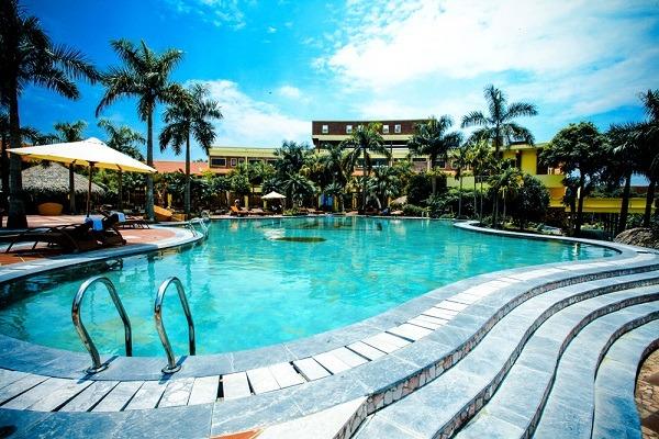 thue xe 29 cho di thao vien Resort 1