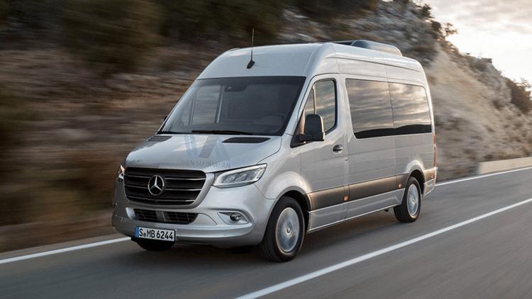 Thuê xe du lịch 16 chỗ Marcesdes Benz Spinter