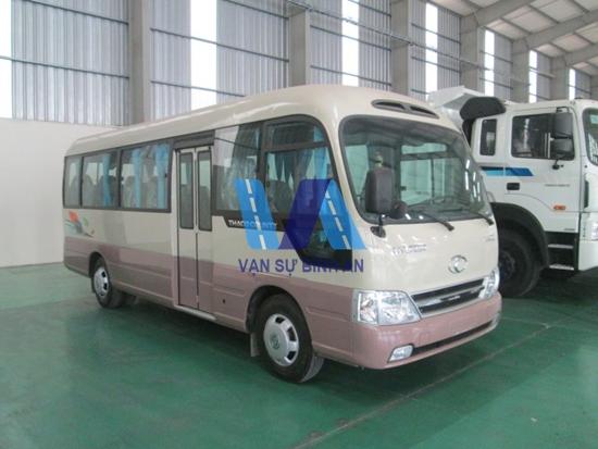 Cho thuê xe 29 chỗ đi lễ đền chùa Hải Phòng