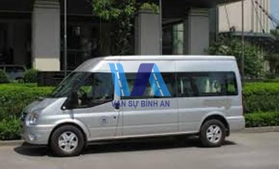dịch vụ thuê xe du lịch 16 chỗ trọn gói