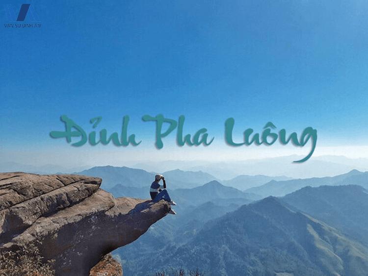 Thuê xe du lịch đỉnh Pha Luông