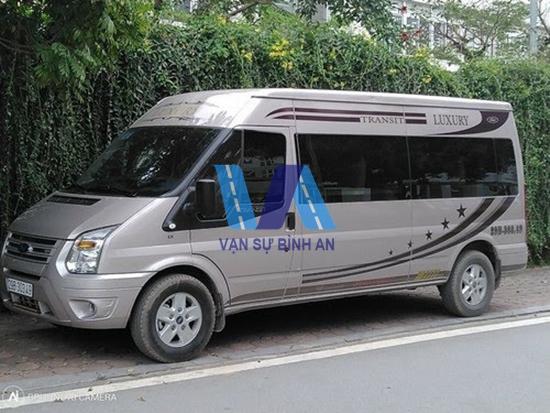 thuê xe 16 chỗ Hà Nội Quảng Ninh