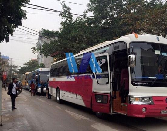 Thuê xe Hà Nội Tam Đảo