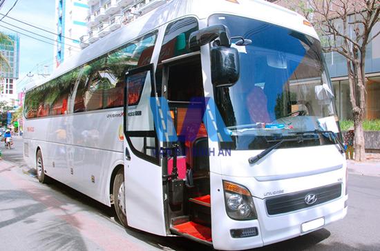 Báo giá thuê xe 45 chỗ 1 ngày tại Hà Nội