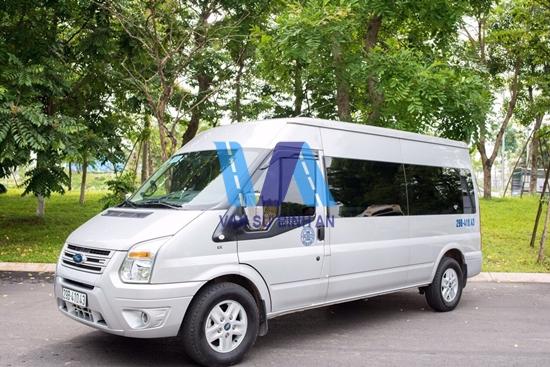 Cho Thuê xe du lịch 16 chỗ chất lượng nhất, giá phải chăng