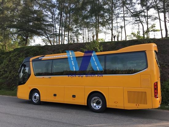 Cần thuê xe 29 chỗ ở Hà Nội giá rẻ