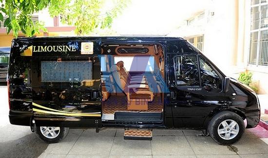 thuê xe limousine đi quảng ninh