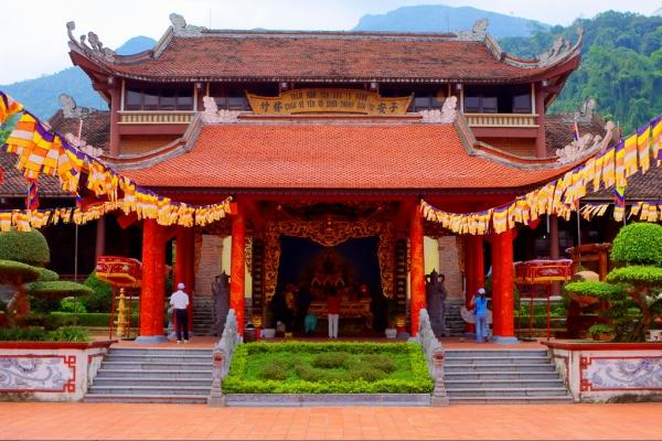 lễ chùa đầu năm 2019