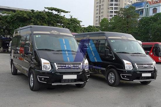 dịch vụ xe du lịch 16 chỗ