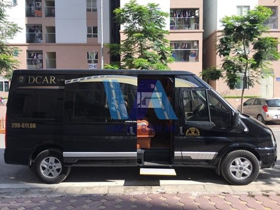 thuê xe 16 chỗ đi lễ hội Yên Tử