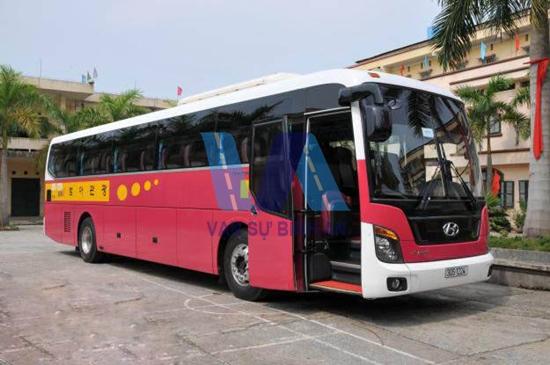 thuê xe 45 chỗ tại Thanh Hóa